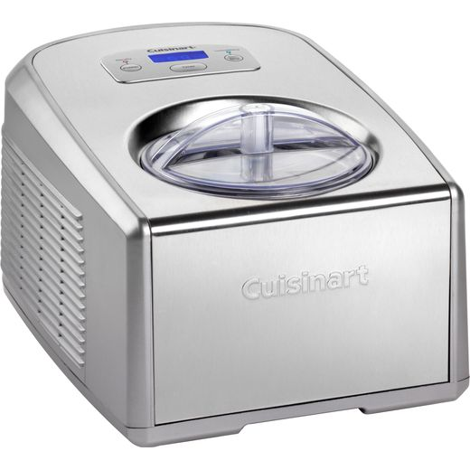 Cuisinart ICE100BCU Ice Cream Maker - Silver