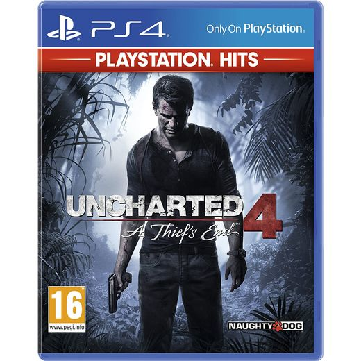 Uncharted 4: PlayStation Hits for PlayStation 4