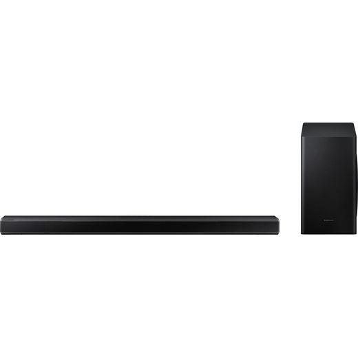 Samsung HW-Q70T Bluetooth 3.1.2 Soundbar - Black