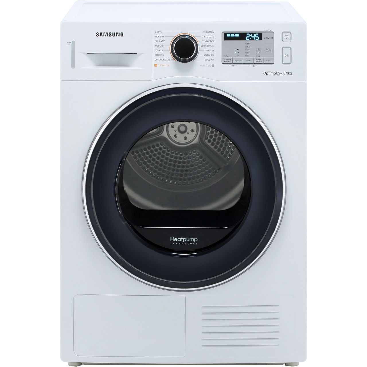 Major Appliances Samsung Condenser Heat Pump Fan Tumble dryer ...