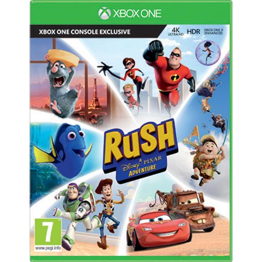 Rush: A Disney Pixar Adventure for Xbox