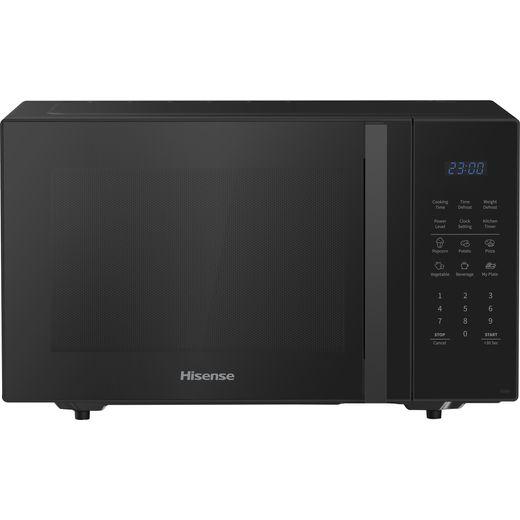 Hisense H25MOBS7HUK Microwave - Black