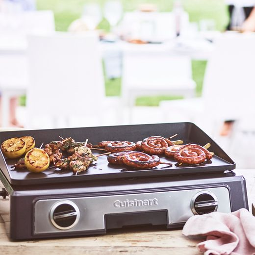Cuisinart Style Collection PL60U Health Grill - Grey