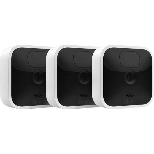 Blink Indoor 3-camera system Full HD 1080p - White