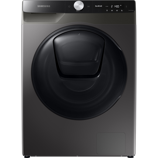 Samsung Series 8 QuickDrive™ AddWash™ WW90T854DBX Wifi Connected 9Kg Washing Machine with 1400 rpm - Graphite - A Rated