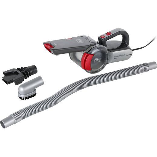 Black + Decker 12v Dustbuster Pivot AutoVac PV1200AV-XJ Handheld Vacuum Cleaner