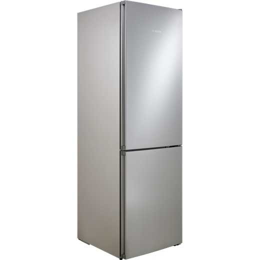Bosch Serie 4 KGN36VLEAG Fridge Freezer - Stainless Steel Effect