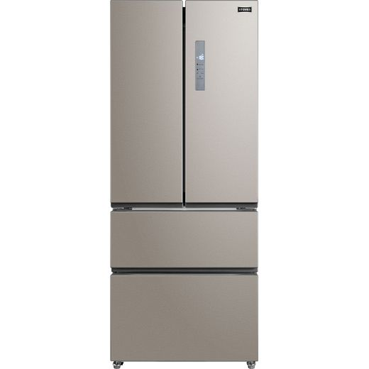 Stoves FD70189 American Fridge Freezer - Stainless Steel - F Rated