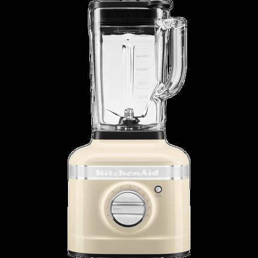 KitchenAid K400 5KSB4026BAC 1.4 Litre Blender - Almond Cream