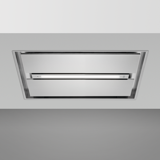 AEG DCE5960HM 90 cm Ceiling Cooker Hood - Stainless Steel - A Rated