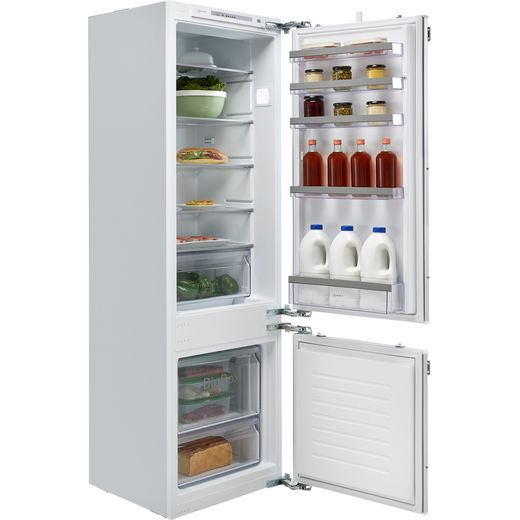 NEFF N50 KI5872FF0G Built In Fridge Freezer - White