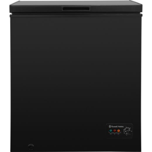 Russell Hobbs RHCF142B Chest Freezer - Black - F Rated