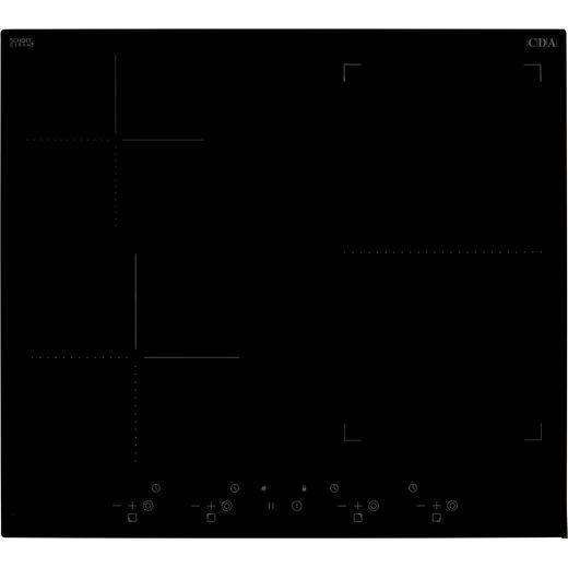 CDA HN6732FR Built In Induction Hob - Black