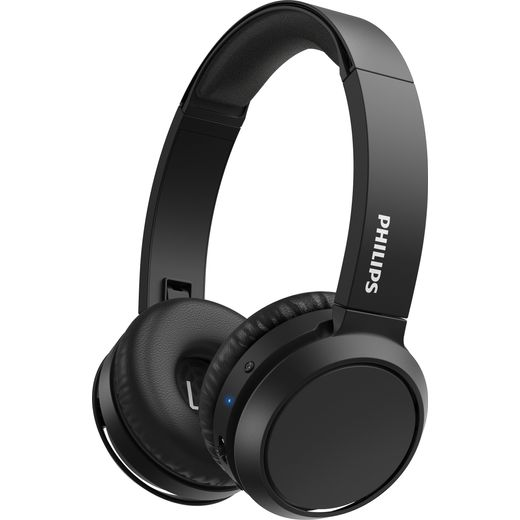 Philips On-Ear Wireless Bluetooth Headphones - Black