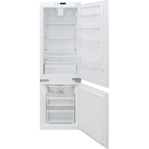 Baumatic BRCIF3180E/N Integrated 70/30 Fridge Freezer with Sliding Door Fixing Kit - White - A++ Rated