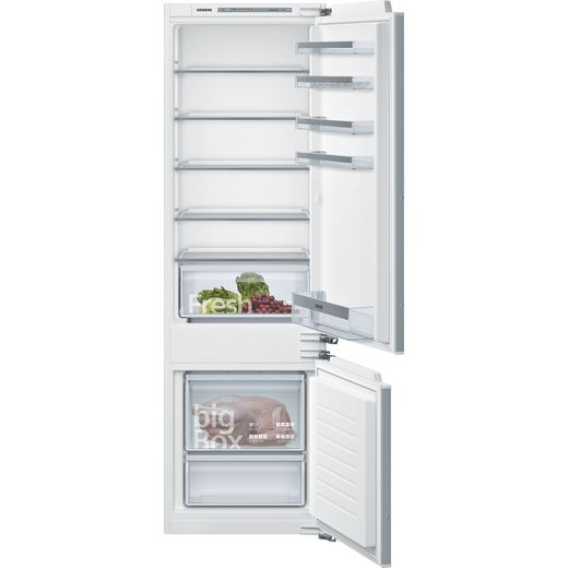 Siemens IQ-300 KI87VVFF0G Built In Fridge Freezer - White