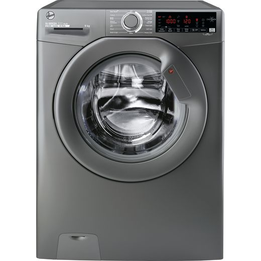 Hoover H-WASH 300 H3W69TMGGE/1 9Kg Washing Machine with 1600 rpm - Graphite - B Rated