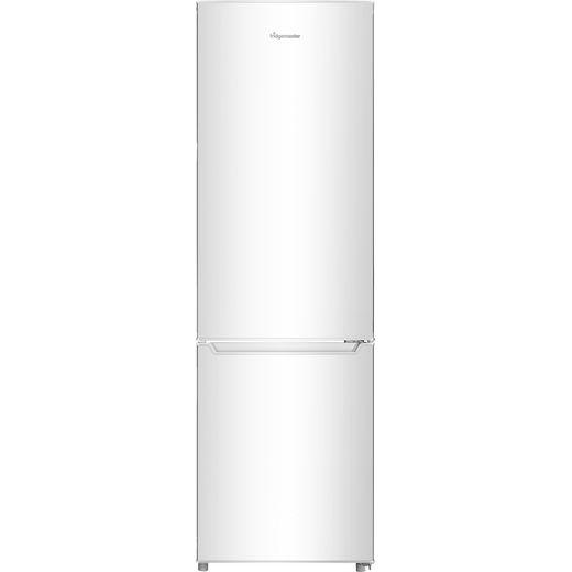 Fridgemaster MC55264AF 70/30 Fridge Freezer - White - F Rated
