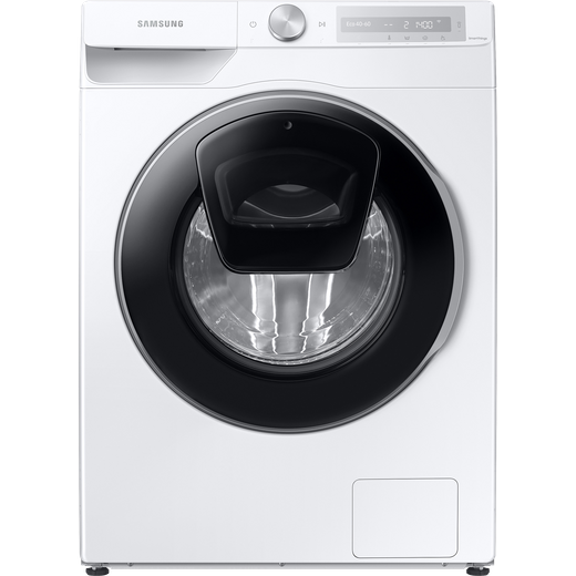 Samsung Series 6 AddWash™ AutoDose™ WW90T684DLH Wifi Connected 9Kg Washing Machine with 1400 rpm - White - A Rated