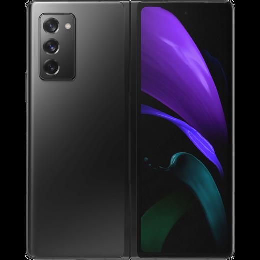 Samsung Galaxy Z Fold2 5G 256GB Smartphone in Mystic Black