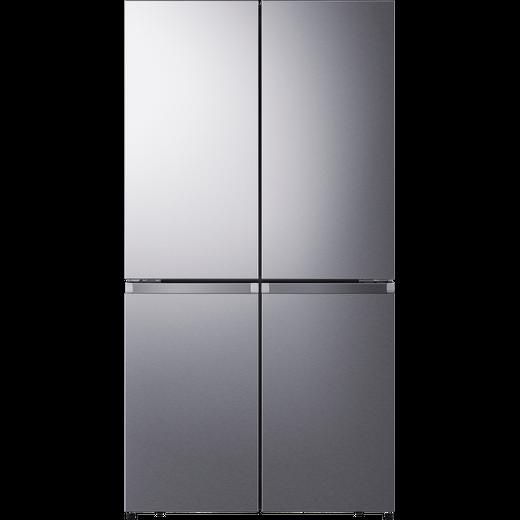 Hisense RQ758N4SAI1 American Fridge Freezer - Stainless Steel
