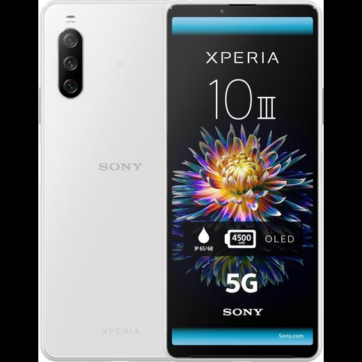 Sony Xperia 10 III 5G 128 in White
