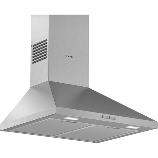 Bosch Serie 2 DWP64BC50B 60 cm Chimney Cooker Hood - Stainless Steel - D Rated