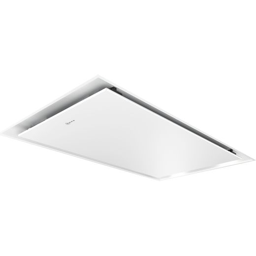 NEFF N50 I95CAQ6W0B 90 cm Ceiling Cooker Hood - White - A Rated