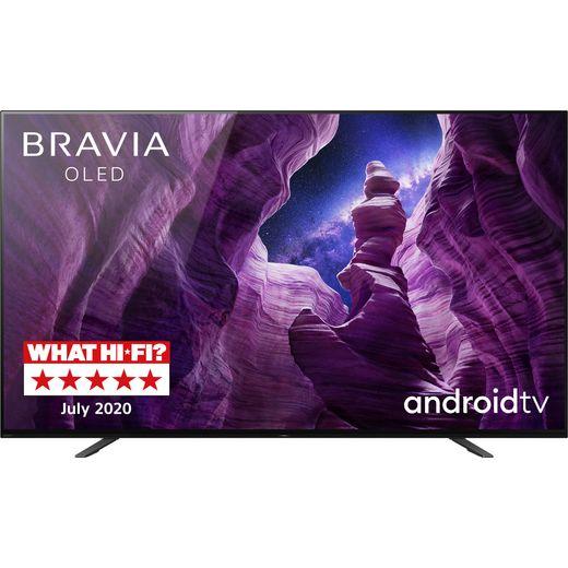 "Sony KE55A8BU 55"" Smart 4K Ultra HD OLED TV"