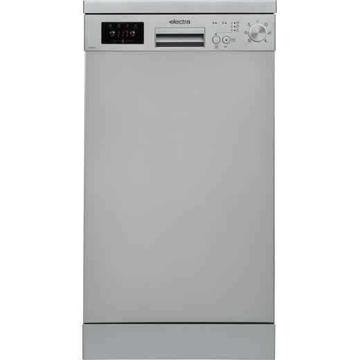 Electra C1845DSE Slimline Dishwasher - Silver - E Rated