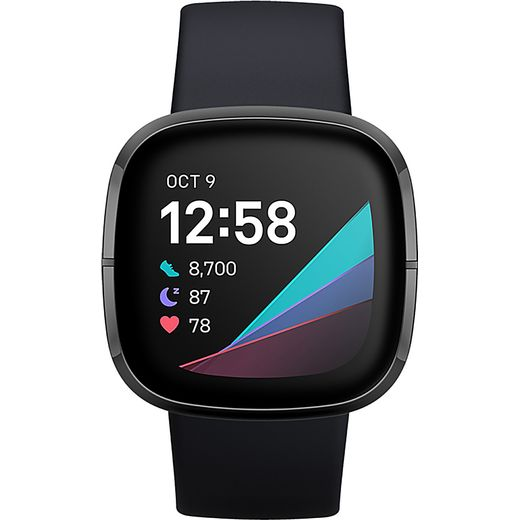 Fitbit Sense Smart Watch - Anthracite