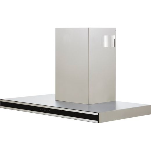 CDA EVP91SS 90 cm Chimney Cooker Hood - Stainless Steel - C Rated