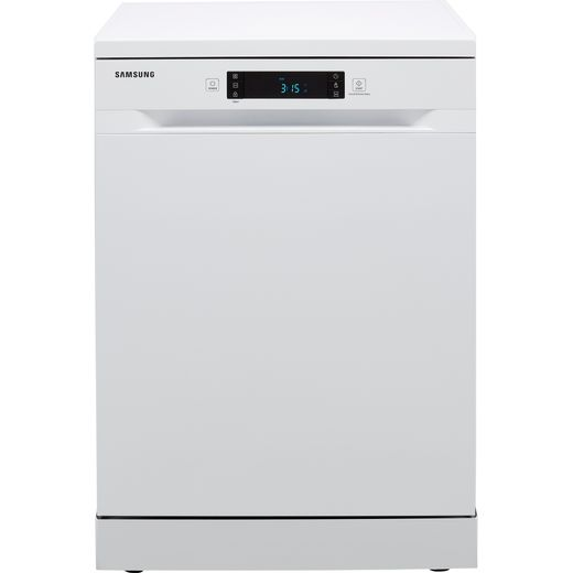 Samsung Series 5 DW60M5050FW Standard Dishwasher - White - F Rated