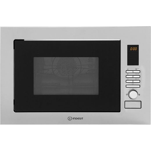 Indesit MWI222.2X Built In Combination Microwave Oven - Stainless Steel