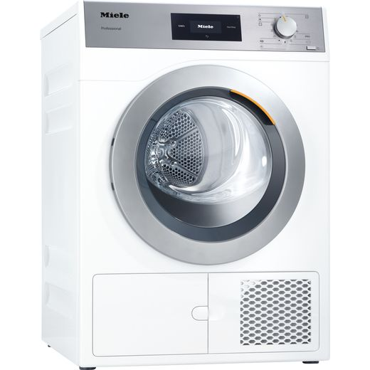 Miele Professional Little Giant PDR507EL Vented Tumble Dryer - White