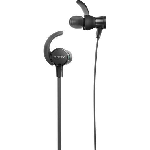 Sony In-Ear Sports Headphones - Black