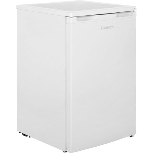 Lec R5511W.1 Fridge with Ice Box - White - F Rated