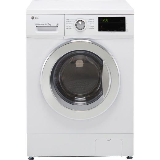 LG FWMT85WE Washer Dryer - White