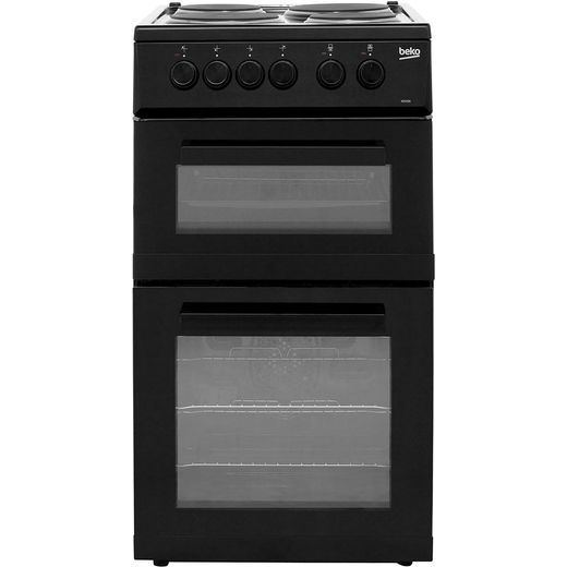 Beko KD533AK Electric Cooker - Black - Needs 9.3KW Electrical Connection