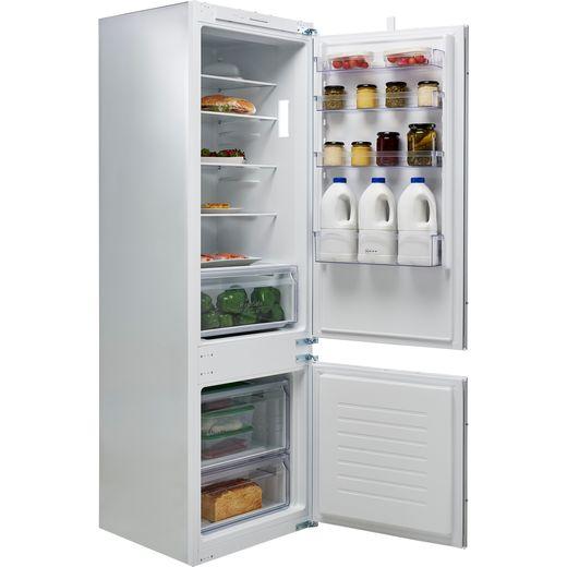NEFF N30 KI5871SF0G Built In Fridge Freezer - White