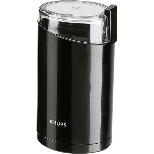 Krups Everyday Coffee and Spice Mill F2034240 Coffee Grinder - Black