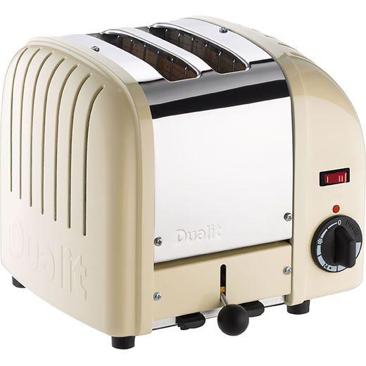 Dualit Classic Vario 20247 2 Slice Toaster - Cream