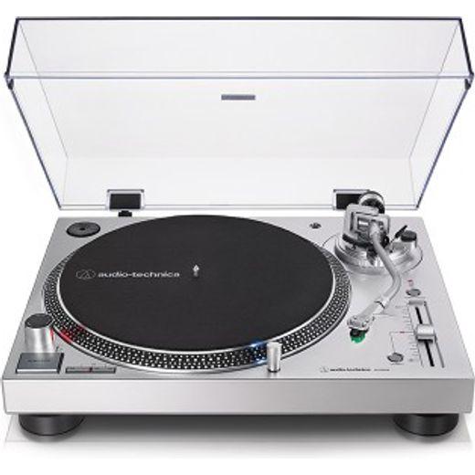 Audio Technica ATLP12XUSBSV Turntable - Silver
