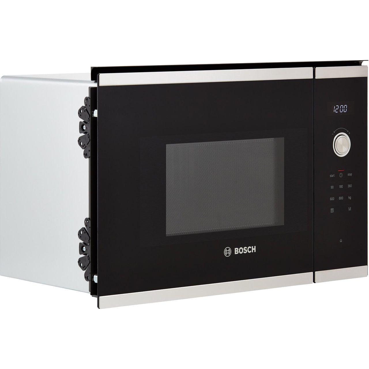 Bosch Built In Microwave