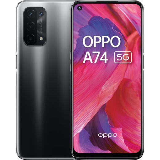 Oppo A74 5G 128 in Black