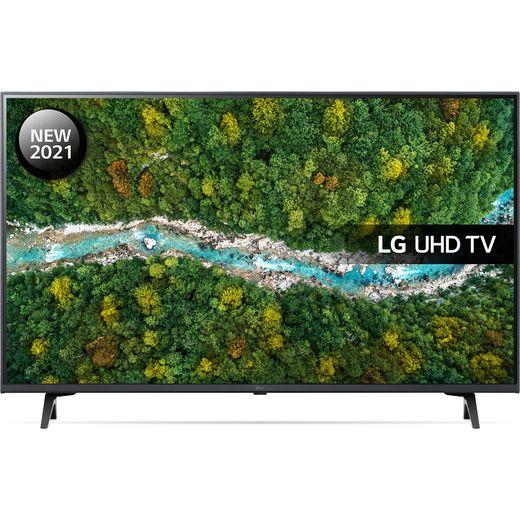 "LG 43UP77006LB 43"" Smart 4K Ultra HD TV"