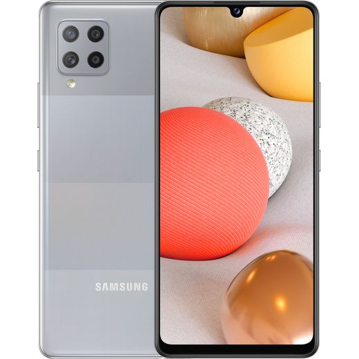 Samsung Galaxy A42 5G 128 Smartphone in Prism Dot Grey