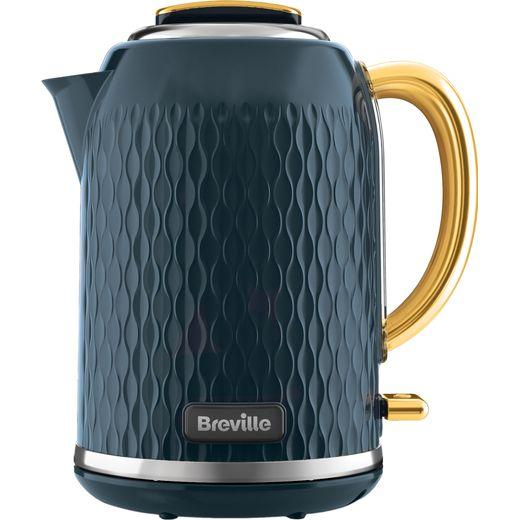 Breville Curve VKT171 Kettle - Navy Blue / Gold