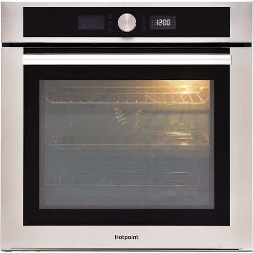 Hotpoint Class 4 SI4854HIX Built In Electric Single Oven - Stainless Steel