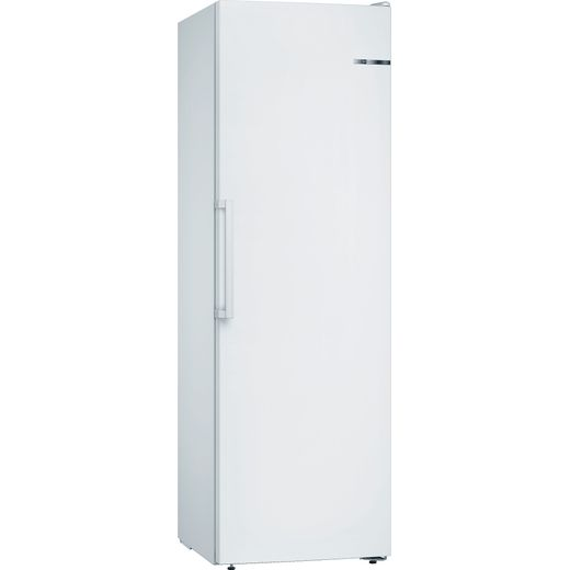 Bosch Serie 6 GSN36AWFPG Frost Free Upright Freezer - White - F Rated